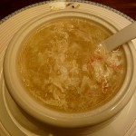 Овощной суп по польски с грибами