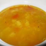 Куриный суп с кукурузой