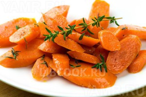 Классический морковный цимес