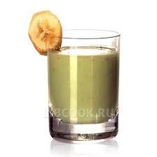 Коктейль Львиное молоко с абсентом