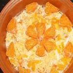 Необычный салат с телятиной и апельсином