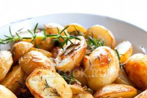 Запеченый картофель от Дж. Оливера