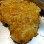 Кальмары запеченные с картофелем под сырной корочкой