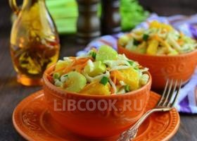 Салат с сельдереем «Сплошная польза»